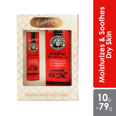 Grand Paw Paw Hand & Lip Care Set