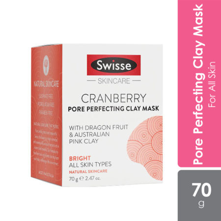 Swisse Sc Matcha Tea Anti-pollution Clay Mask 70g