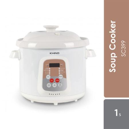 Khind 9in1 Soup Cooker SC399