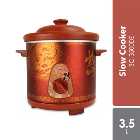 Takada Sc-3500dz Zisa Slow Cooker 3.5l (purple Clay)