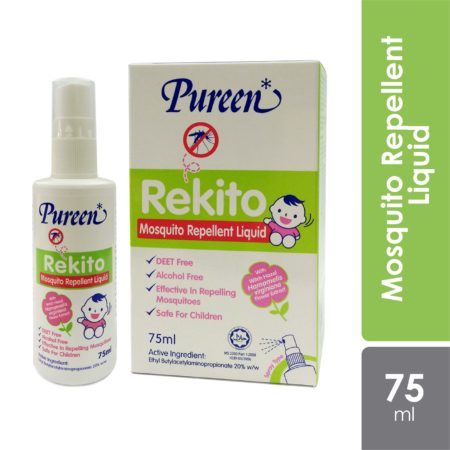 Pureen Rekito Mosquito Repellent Liquid 75ml
