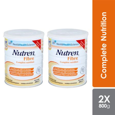 Nestle Nutren Fibre 2x800g