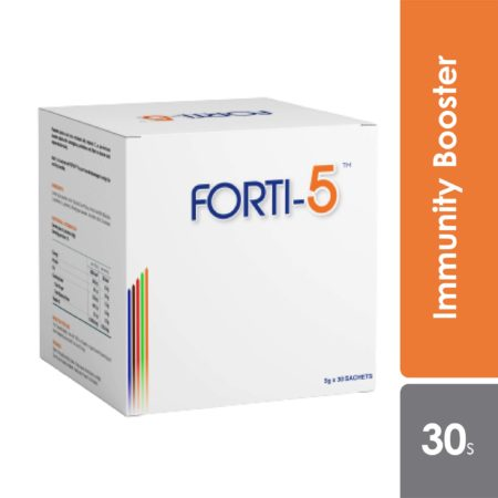 Thc Forti-5 30 Sachets Immune Booster For Adult