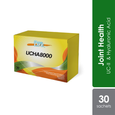 Powerlife UCHA8000 is joint health supplement, it helps to reduce joint pain and inflammation.