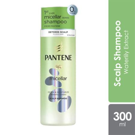 Pantene Micellar Detox & Purify Conditioner 300ml