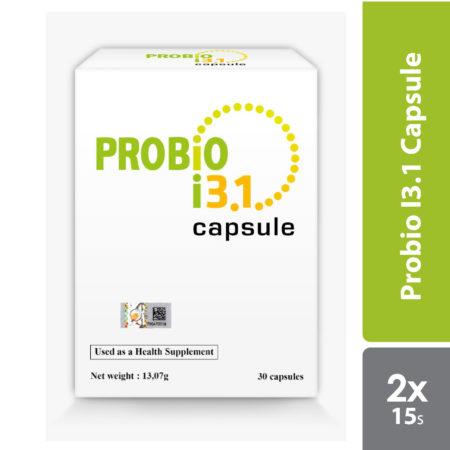 Probio I3.1 Capsules 2X15s