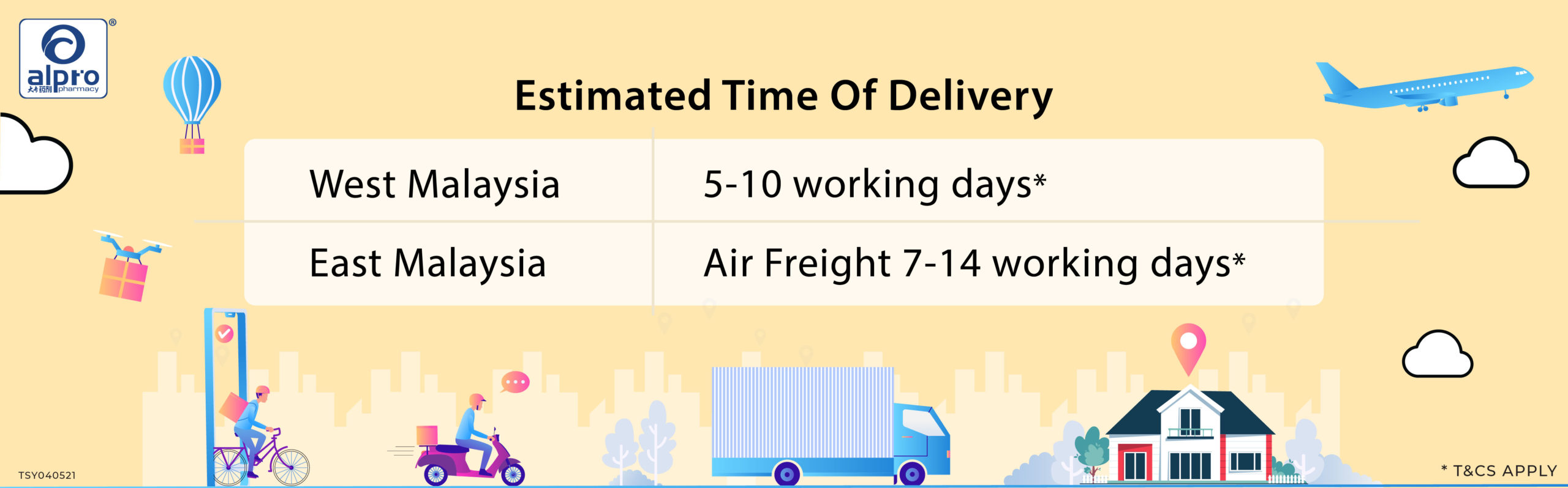 free delivery_2_Estimated Time Of Delivery