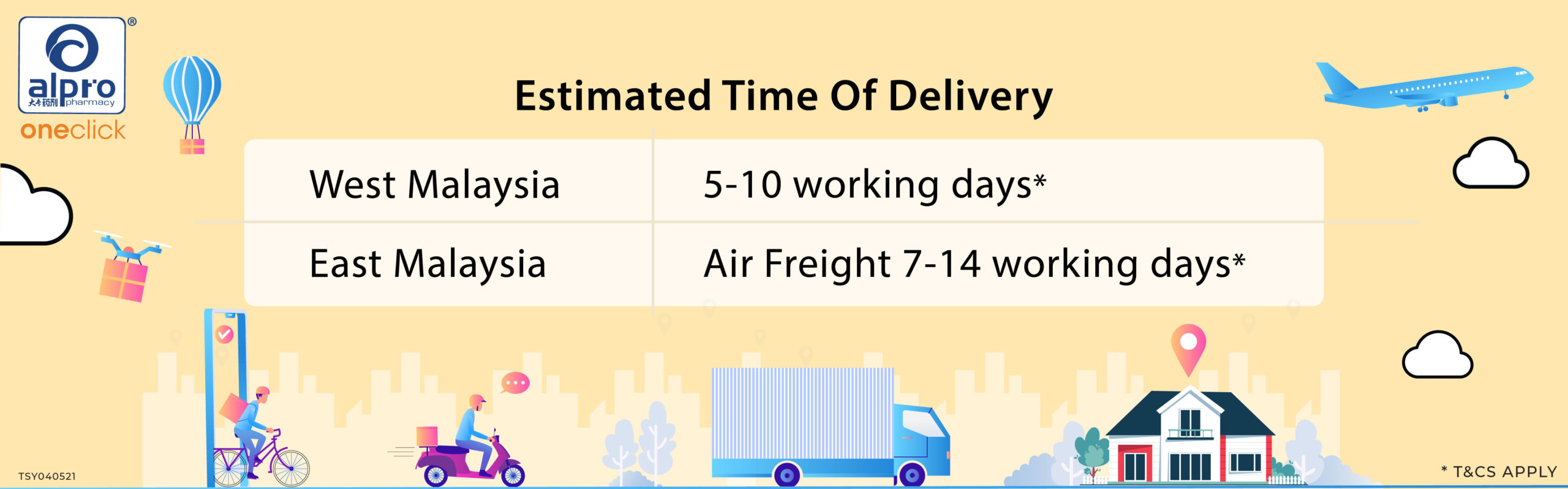 free delivery_duration_Estimated Time Of Delivery